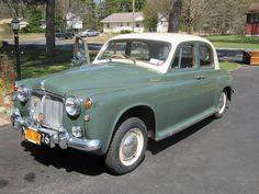 1959 Rover P4 4 Door Saloon