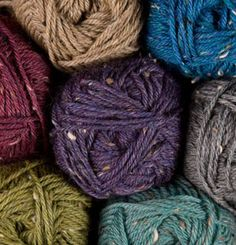 Wool of the Andes Tweed Yarn