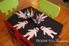 Room to Inspire: Superhero Party - Part 1 ~