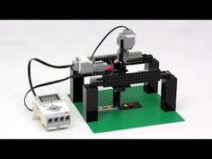Building a LEGO Mosaic Printer - Part 1 - http://www.highpa20s.com/link-building/building-a-lego-mosaic-printer-part-1/