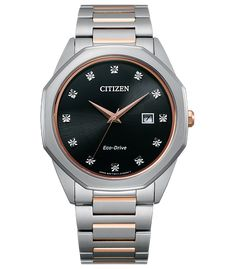 Corso   Citizen Stainless Steel Watch, Stainless Steel Bracelet, Bracelet Making, Bracelet Watch, Citizen Eco, Holiday Jewelry, Amethyst Earrings, Jewelry Shop, Watch Bands