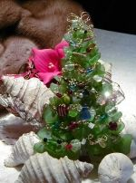 Beautiful Tree!By The Sea Jewelry: Ideas for sea glass - What can I do with it?