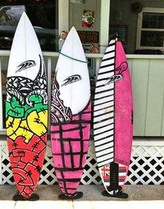 PIPELINE® team member Ikaika Freitas new surfboards