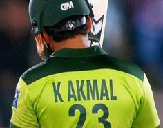 Any Afrikaans person would find Kamran Akmal's cricket jersey hilarious