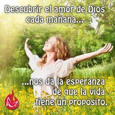 Amor de Dios #Dios #Fe #Quote #God #Catholic #Faith