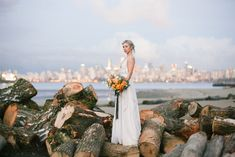 Bridal bouquet by Celsis Floral, grey wedding dress by Truevlle Bohemian Wedding Inspiration, Wedding Photography Inspiration, Love Photography, Yellow Wedding, Green Wedding Shoes, Boho Wedding, Wedding Dress, Bridal Shoot, Bridal Hair