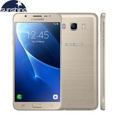 "Brand Name:                         Samsung                      Shipping: Free Shipping  US $201.44 - 206.38 / piece   Original Samsung Galaxy J7 J7108 LTE Mobile phone Octa Core Dual SIM 3G RAM 16G ROM Smartphone 5.5"" 13.0MP NFC cell phone #popular #mobile #phones #useful"