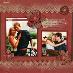 Paper Wishes® Weekly Webisodes, Scrapbooking Videos. Chocolate color me paper.