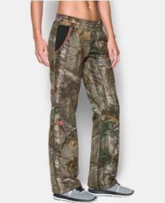 Women's UA Camo Armour® Fleece Pant  1 Color $42.74