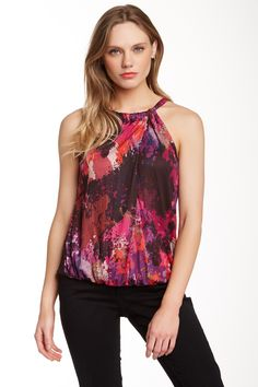 Imma Silk Tank by Trina Turk on @nordstrom_rack