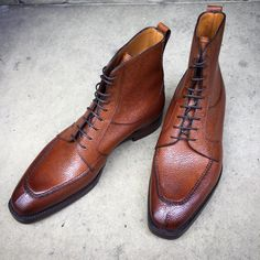 "British Style — gazianogirling: Another boot. The ""Thorpe"" in..."