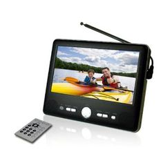 Axion widescreen portable handheld TV gives you the ability to enjoy your favorite television programs anywhere in your home - even away from home. Bani Pe Net, Deal Of Day, Penny Auctions, Mini Tv, Portable Tv, Buy Boxes, Television Program, Get In Shape, Games For Kids
