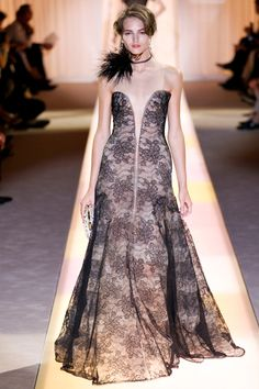 Armani Privé Fall 2013 Couture - Review - Fashion Week - Runway, Fashion Shows and Collections - Vogue