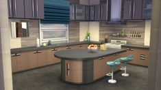The Sims - How to Create an Amazing Kitchen in The Sims 4 ...