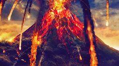 A Montanha de Vesúvio. | Pena Pensante - Literatura | História | Cultura