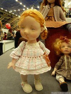 Рыжики Весеннего бала кукол на Тишинке. + 2 бонуса / Выставка кукол - обзоры, репортажи, информация, фото / Бэйбики. Куклы фото. Одежда для кукол