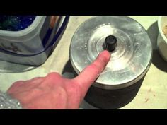 How to Make Your Own Sea Glass Using A Rock Tumbler by serendipitini com - YouTube