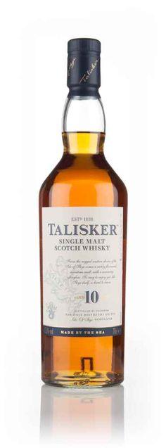 Talisker 10 Year Old - Master of Malt