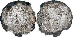 Srebrennik Tracking | Bein Numismatics Vladimir The Great, Grand Prince, Triquetra, Islamic World, Grand Duke
