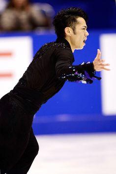 Daisuke Takahashi show em' what you've got