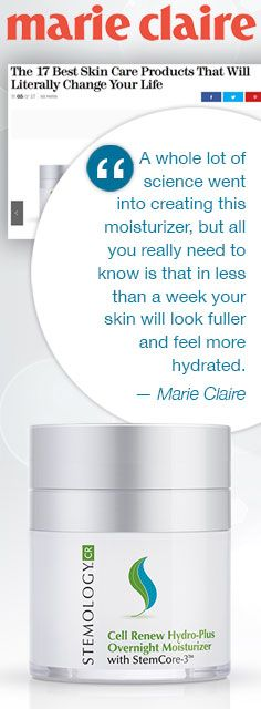 Thanks Marie Claire for naming us one of the 17 Best Skin Care Products That Will Literally Change Your Life!!