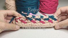 ᐓ Love ꕥ crochet ᐗさんはInstagramを利用しています:「- ・ 動画しりーず #汚てて失礼します…」