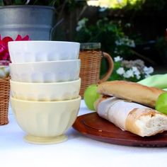 Weekly Favorites: Antique Cafe au Lait Bowls