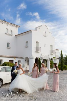 getting married in spain - cortijo bravo velez-malaga