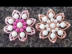 DIY - FLOR TURQUESA - YouTube