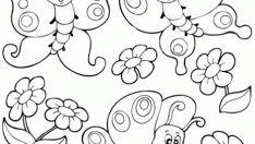 Boyama Sayfaları Okul öncesi 6 Eğitim Pinterest Kids Rugs