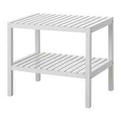 MUSKAN Bank IKEA Für Feuchträume geeignet, da feuchtigkeitsbeständig.