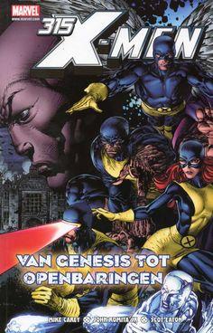 X-Mannen #315 Van Genesis Tot Openbaringen -January 2009