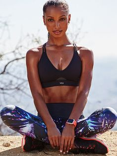 Shop the world's Best Sportswear from Victoria Sport. Get fit and look good doing it. See all of our activewear at Victoria Sport today. Fashion 101, Fashion Models, Pictures Of Jasmine, Jasmine Tookes, Athleisure Outfits, Victoria Secret Sport, Active Wear, Clothes For Women, Swimwear