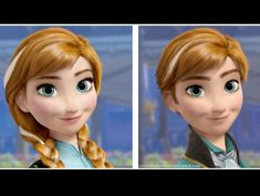 35 Of Your Favorite Disney Characters Reimagined As The Opposite Gender - clipd.com | Even though I HATE Frozen