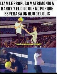 What happen in a concert? One Direction Facts, One Direction Pictures, Larry Stylinson, James Horan, X Factor, What's True Love, Funny Short Videos, Treat People With Kindness, Read News