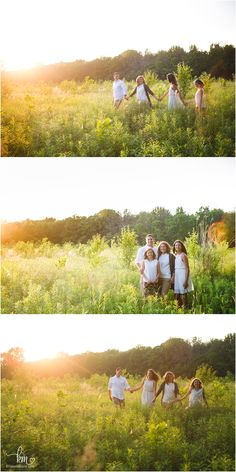 lots of light in a friend - family pictures with older kids