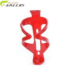 Plastic Bike Bicycle Water Bottle Holder Cage Rack Outdoor Sports Accessories Strong Toughness Durable Cycling Equipment