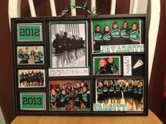unique gifts for cheerleaders | Photo tray - a gift for the cheer coach. @Kathy Chan Chan Chan Emrich ...