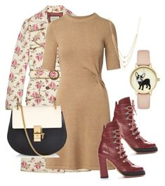 """""""Untitled #4096"""" by emma-oloughlin ❤ liked on Polyvore featuring Gucci and Chloé"""