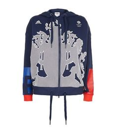 ADIDAS ORIGINALS Team Gb Hoodie. #adidasoriginals #cloth #
