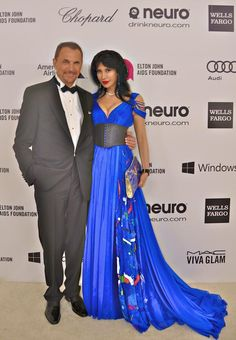 @Lisa Sargent Oscar Party Demet Oger was wearing a beautiful blue gown made especially for her by artist Gulay Alpay... http://t.co/QPQC00vDfC