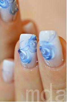 super pretty!! love the swirls