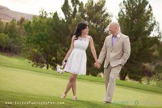 Nicole and Delmar, Southern Highlands Golf Course Wedding Las Vegas - Las Vegas Event and Wedding Photographer