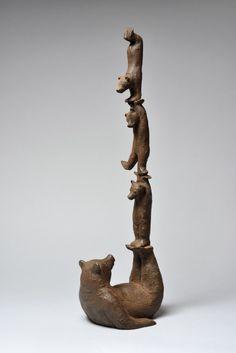 Sophie verger sculpture animalière