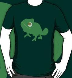 Tangled Chamaleon Pascal T-Shirt