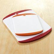 Food Network 2 piece cutting board set