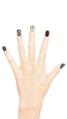Nails by ahana