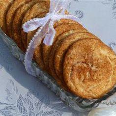Mrs. Sigg's Snickerdoodles Allrecipes.com