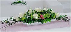 Kompozycja kwiatowa na stół