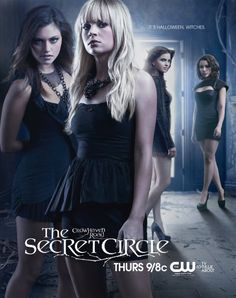The Secret Circle- My guilty pleasure... so many plot holes, but I have to keep watching.